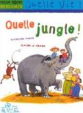 Pochette Quelle jungle !