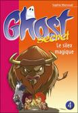 Pochette Ghost Secret 4 : Le silex magique