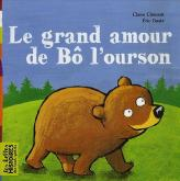 Pochette Le grand amour de B� l'ourson
