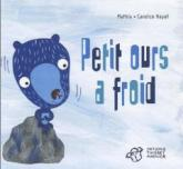 Pochette Petit ours � froid