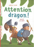 Pochette Attention dragon !