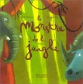 Pochette Le monstre de la jungle