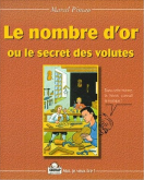 Pochette Le nombre d'or ou le secret des volutes