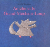 Pochette Am�lie et le Grand-M�chant-Loup