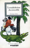Pochette La mal�diction du crocodile