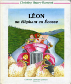 Pochette L�on, un �l�phant en Ecosse