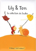 Pochette Lily et Tom : La collection de feuilles