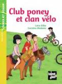 Pochette Club poney et clan v�lo