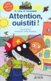 Pochette M. Loup et compagnie, Tome 2, Attention, ouistiti !
