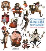 Pochette Comment ratatiner les pirates ?