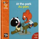 Pochette At the park/Au parc