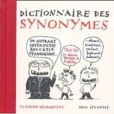 Pochette Dictionnaire des synonymes