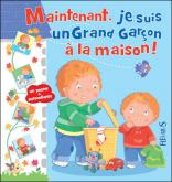 Pochette Maintenant je suis un grand gar�on � la maison