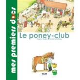 Pochette Le poney-club