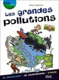 Pochette Les grandes pollutions
