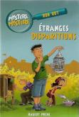 Pochette Etranges disparitions