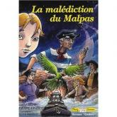 Pochette La mal�diction du Malpas
