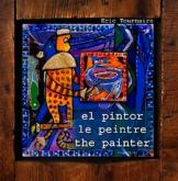 Pochette El pintor, le peintre, the painter