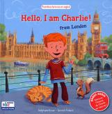 Pochette HELLO, I AM CHARLIE FROM LONDON