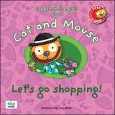 Pochette J'apprends l'anglais avec Cat and Mouse : Let's go shopping !