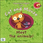 Pochette J'apprends l'anglais avec Cat and Mouse : Meet the animals !