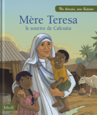 Pochette M�re Teresa, le sourire de Calcutta