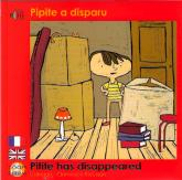 Pochette Pipite a disparu / Pipite has disappeared