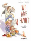 Pochette We are family - Il �tait deux petits hommes (Tome 1)