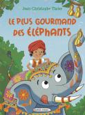 Pochette LE PLUS GOURMAND DES �L�PHANTS