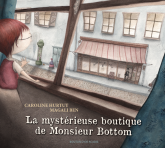 Pochette La myst�rieuse boutique de Monsieur Bottom