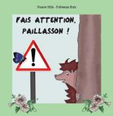 Pochette Fais attention Paillasson!