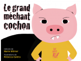 Pochette Le grand méchant cochon