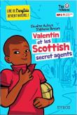 Pochette Valentin et les Scottish secret agents