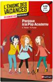 Pochette Panique � la Pop Academy