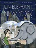 Pochette Un �l�phant � New York