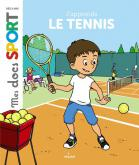 Pochette J�apprends le tennis