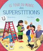 Pochette Le tour du monde des superstitions
