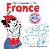Pochette Mes chansons de France, volume 1