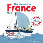 Pochette Mes chansons de France, volume 2