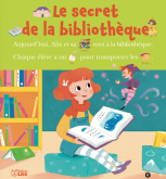 Pochette Le secret de la biblioth�que