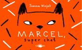 Pochette Marcel, super chat