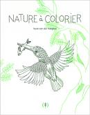 Pochette nature � colorier
