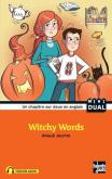 Pochette Witchy Words